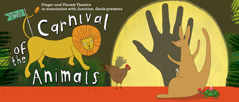 Finger and Thumb Theatre: The Carnival of the Animals